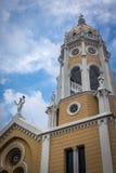 Σαν Φρανσίσκο de Asis Church σε Casco Viejo - πόλη του Παναμά, Παναμάς Στοκ εικόνα με δικαίωμα ελεύθερης χρήσης