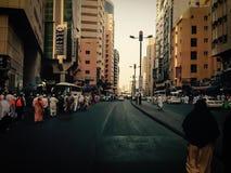 Σαουδική Αραβία, ενωμένο αραβικό εμιράτο Στοκ Φωτογραφία