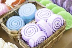 Σαπουνίζει artisans τα χρώματα Στοκ φωτογραφία με δικαίωμα ελεύθερης χρήσης