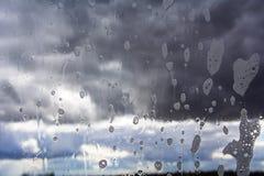 Σαπούνι στο γυαλί Στοκ εικόνα με δικαίωμα ελεύθερης χρήσης
