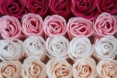 σαπούνι τριαντάφυλλων Στοκ φωτογραφία με δικαίωμα ελεύθερης χρήσης