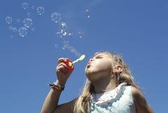 σαπούνι φυσαλίδων Στοκ εικόνες με δικαίωμα ελεύθερης χρήσης