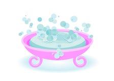 σαπούνι διανυσματική απεικόνιση
