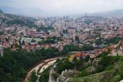 Σαράγεβο Βοσνία & Ερζεγοβίνη Στοκ Εικόνες