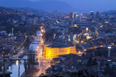 Σαράγεβο Στοκ Φωτογραφίες