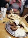Σαράγεβο, τρόφιμα, το καλύτερο, sarajevski στοκ εικόνα με δικαίωμα ελεύθερης χρήσης