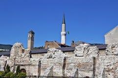 Σαράγεβο Στοκ φωτογραφία με δικαίωμα ελεύθερης χρήσης