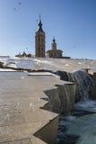 Σαραγόσα (Αραγονία, Ισπανία) Στοκ Φωτογραφία