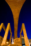 Σαραγόσα, Aragona, Ισπανία Στοκ φωτογραφίες με δικαίωμα ελεύθερης χρήσης