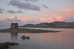 Σαρδηνία στοκ φωτογραφία