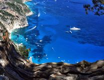 Σαρδηνία, Ogliastra στοκ φωτογραφία με δικαίωμα ελεύθερης χρήσης