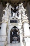 Σαρκοφάγος του Christopher Columbus σε Santo Domingo στοκ εικόνες