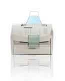 σαρωτής εκτυπωτών fax αντιγραφέων Στοκ εικόνα με δικαίωμα ελεύθερης χρήσης
