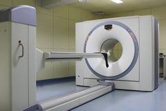 σαρωτής CT Στοκ εικόνα με δικαίωμα ελεύθερης χρήσης