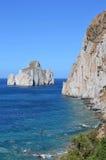 Σαρδηνία, Ιταλία Στοκ φωτογραφίες με δικαίωμα ελεύθερης χρήσης
