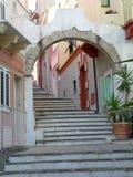 Σαρδηνία Νησί του SAN Pietro carloforte Στοκ φωτογραφία με δικαίωμα ελεύθερης χρήσης