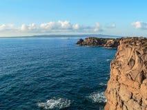Σαρδηνία Νησί Sant& x27 Antioco Στοκ φωτογραφίες με δικαίωμα ελεύθερης χρήσης