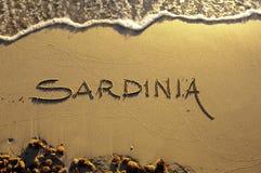 Σαρδηνία Στοκ φωτογραφίες με δικαίωμα ελεύθερης χρήσης