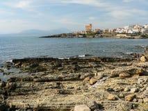 Σαρδηνία Alghero - L'Alguer Στοκ φωτογραφία με δικαίωμα ελεύθερης χρήσης