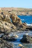 Σαρδηνιακή ακτή Στοκ εικόνες με δικαίωμα ελεύθερης χρήσης