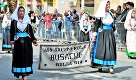 Σαρδηνιακή παράδοση Στοκ Εικόνα
