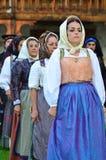 Σαρδηνιακοί χορευτές Στοκ εικόνες με δικαίωμα ελεύθερης χρήσης