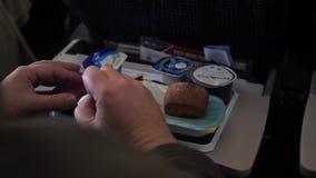 Σας διαβάζετε την έναρξη γειά σου σε ένα αεροπλάνο φιλμ μικρού μήκους