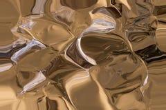 Σατέν χαλκού όπως το υπόβαθρο σύστασης στοκ εικόνα με δικαίωμα ελεύθερης χρήσης