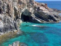 σαφές κρύσταλλο Μάλτα Στοκ φωτογραφίες με δικαίωμα ελεύθερης χρήσης