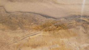 Σαφές νερό ποταμού απόθεμα βίντεο