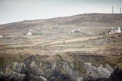 Σαφές νησί ακρωτηρίων Στοκ φωτογραφία με δικαίωμα ελεύθερης χρήσης