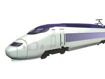 σαφές τραίνο Στοκ φωτογραφία με δικαίωμα ελεύθερης χρήσης