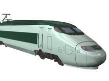 σαφές τραίνο Ελεύθερη απεικόνιση δικαιώματος