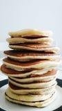 σαφής στοίβα τηγανιτών Στοκ φωτογραφία με δικαίωμα ελεύθερης χρήσης