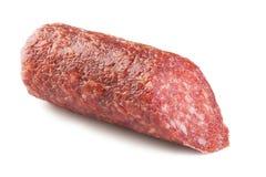 Σαλάμι κρέατος Στοκ εικόνα με δικαίωμα ελεύθερης χρήσης