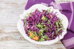 Σαλάτα λάχανων Στοκ εικόνα με δικαίωμα ελεύθερης χρήσης