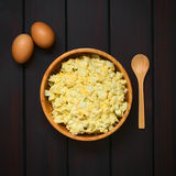 Σαλάτα αυγών Στοκ Εικόνα