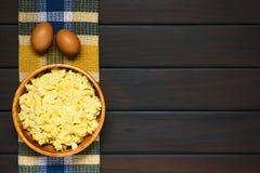 Σαλάτα αυγών Στοκ εικόνα με δικαίωμα ελεύθερης χρήσης