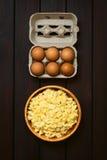 Σαλάτα αυγών Στοκ Εικόνες