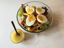 Σαλάτα αυγών Στοκ Φωτογραφίες
