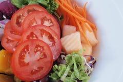 Σαλάτα, λαχανικά Στοκ Φωτογραφίες