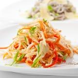 Σαλάτα βιταμινών Στοκ Εικόνες