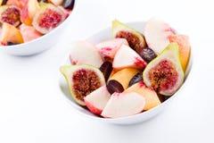 Σαλάτα θερινών φρούτων Στοκ φωτογραφία με δικαίωμα ελεύθερης χρήσης