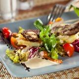 Σαλάτα κρέατος στοκ φωτογραφία με δικαίωμα ελεύθερης χρήσης