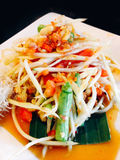σαλάτα Ταϊλανδός Στοκ φωτογραφία με δικαίωμα ελεύθερης χρήσης