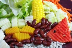 Σαλάτα φρούτων Στοκ εικόνα με δικαίωμα ελεύθερης χρήσης