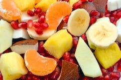 Σαλάτα φρούτων Στοκ Εικόνες