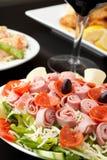 Σαλάτα Antipasto Στοκ Εικόνες