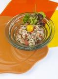 Σαλάτα Salsa κρεμμυδιών Στοκ Εικόνες