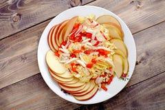 σαλάτα vegatable Στοκ Εικόνες